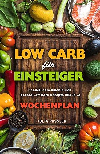Low Carb Für Einsteiger Schnell Abnehmen Durch Leckere Low Carb Rezepte Inklusive Wochenplan por Julia Passler epub