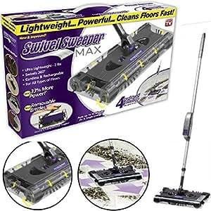 Swivel Sweeper Balai électrique ROTARY VIDE G3