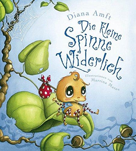 Buchseite und Rezensionen zu 'Die kleine Spinne Widerlich: Band 1' von Diana Amft