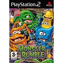 Sony Buzz! Junior: Monster Rumble PlayStation 2 vídeo - Juego (PlayStation 2, E (para todos), FreeStyle Games)