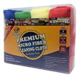 Best Carpet Cleaning Products - Microfiber Cleaning Clothes, 40 x 40 cm, Pack Review