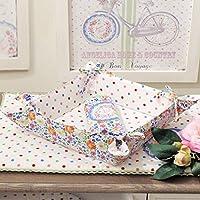 Cestino in stoffa Angelica Home & Country Collezione Fiori di Campo