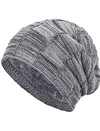 Compagno caldo berretto beanie sportivo ed elegante modello design unicolore e59b0464d235