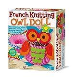 4M 68417 - Francese Knitting Owl Doll