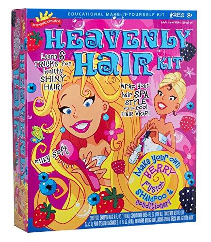 Scientific Explorer Heavenly Haar Kit (Middle School Science Experimente)