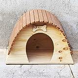 Caseta para perros Talla Pequeño y mediano, Outdoor, novedad Blitzen, Dog Eclipse wp, resistente a la lluvia y termoregolata.