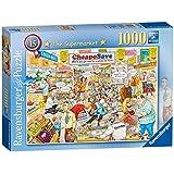 Ravensburger Best of British No. 15 - The Supermarket, 1000pc Jigsaw Puzzle