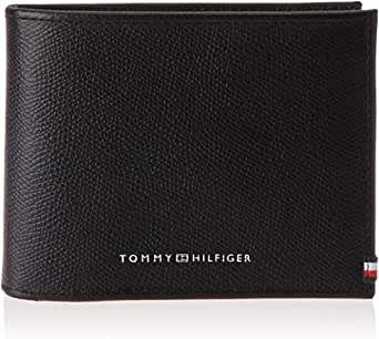 Tommy Hilfiger BUSINESS CC FLAP AND COIN, Piccola Pelletteria Uomo
