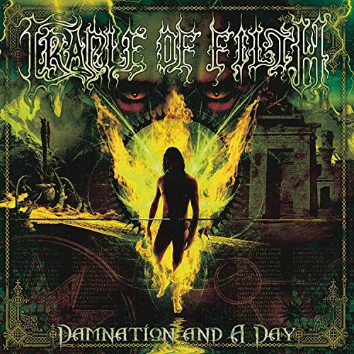 Damnation And A Day by Cradle Of Filth (2003-03-25)