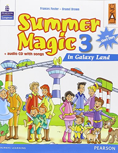 Summer magic. Con CD Audio. Per la 3ª classe elementare