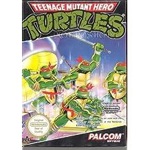 Teenage mutant hero turtles - NES - PAL