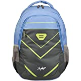 Skybags 26 Ltrs Grey Casual Backpack (BPEON1GRY)