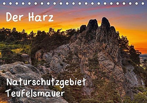 der-harz-naturschutzgebiet-teufelsmauer-tischkalender-2017-din-a5-quer-impressionen-der-sagenumwoben