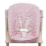 Blausberg Baby - Bezug für Stokke Newborn Set - Rot Schuppe