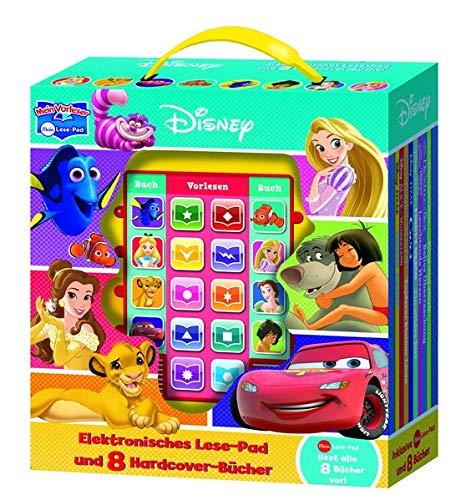 Disney-Freunde, Mein Vorleser - Elektronisches Lese-Pad mit 8 Hardcover-Büchern