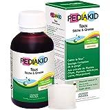 PEDIAKID - Complément Alimentaire Naturel Pediakid Toux Sèche & Grasse - Formule Exclusive au Sirop d'Agave - Calme la Toux -