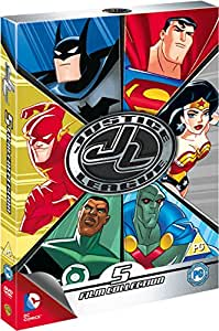 Justice League Collection [DVD] [2014]