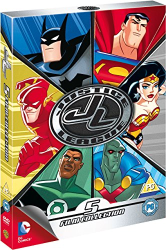 Justice League: Collection [Edizione: Regno Unito]