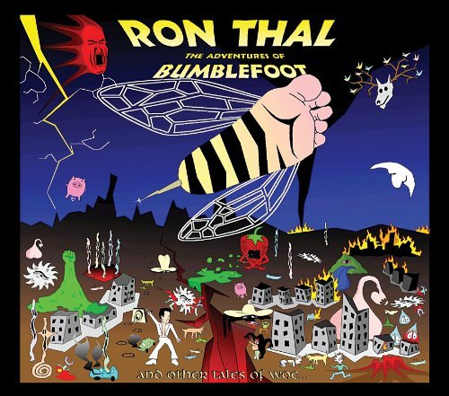 Adventures of Bumblefoot by Ron Thal (2009-10-20)