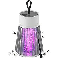 Decdeal Piège à Moustiques Zapper Lampe Anti-Moustique Portable Lampes Anti-moustiques électriques Alimentation USB…