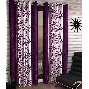 fancy curtain - 4 Piece