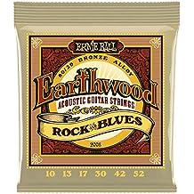 Ernie Ball EB2008 - Cuerdas para guitarras