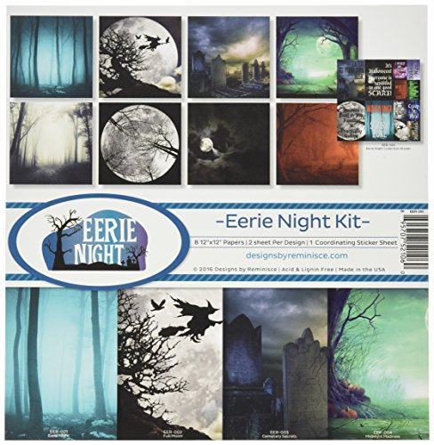 Unbekannt Reminisce Eerie Night Collection Kit