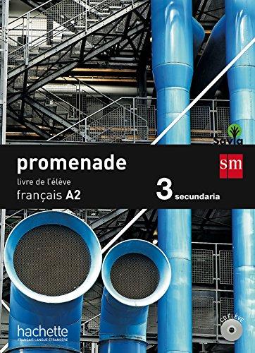 Méthode de français. 3 ESO. Promenade - 9788467577990