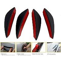 Shumo 85071BR00A Car Rear Bumper Tow Hook Cap Cover Black for Qashqai J10 2007 2008 2009 2010 2012 2013 2014