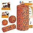 Blackroll Orange (Das Original) Starter Set mit der Faszienrolle PRO - Alles für den intensiven Einstieg ins Faszientraining  inkl. Übungs-DVD, Übungsposter & Booklet. Qualität Made in Germany