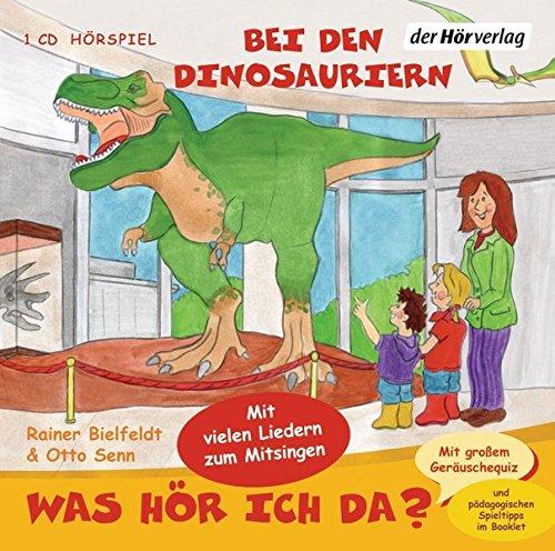Preisvergleich Produktbild Was hör ich da Bei den Dinosauriern