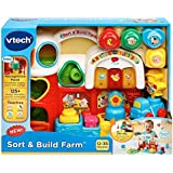 New 2017 / 2018 VTech Sort & Build Farm 12 months Plus
