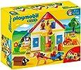 Playmobil - 6750 - Jeu de construction - Coffret Grande ferme 1.2.3