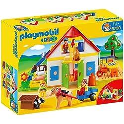 Playmobil 1.2.3 - Mi primera granja (6750)