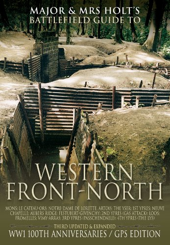 major-mrs-holts-battlefield-guide-to-the-western-front-north-ww1-100th-anniversaries-gps-edition