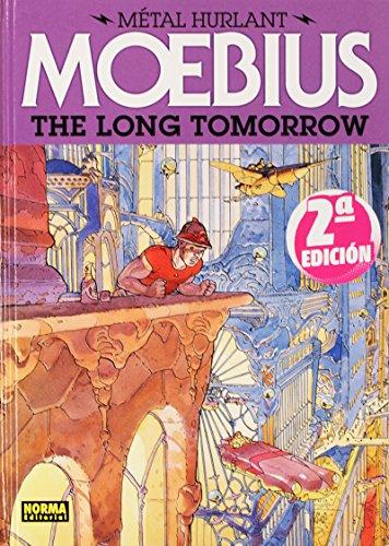 Descargar Libro The Long Tomorrow (Metal Hurlant) de Moebius