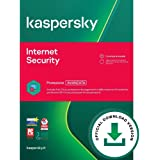 Kaspersky Internet Security 2021 | 1 Dispositivo | 1 Anno | PC / Mac / Android  | Codice d'attivazione via email
