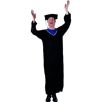 Toga laureato S completo con cappello tocco  Amazon.it  Giochi e ... bb557608f64c