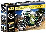 Heller 52912 - Modellbausatz Kawasaki 1000GG Godier Genoud