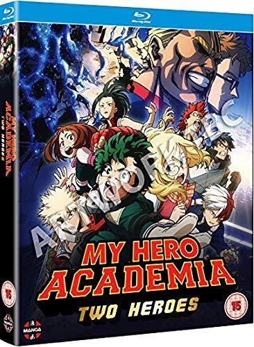 My Hero Academia: Two Heroes SteelBook [Blu-ray]