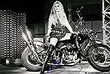 Générique Photo Poster argentique de Brigitte Bardot...30x45cm
