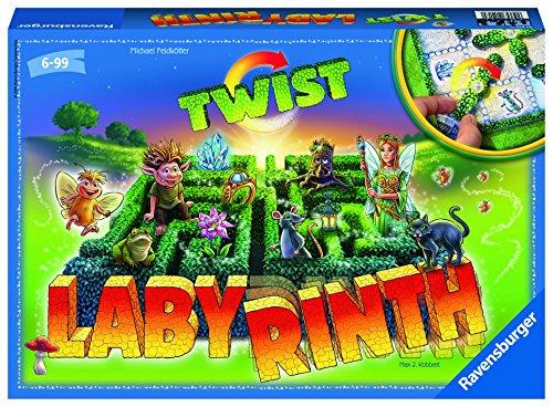 Labyrinth Twist Board Game Ravensburger