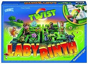 The Lion Guard - Twist Labyrinth, juego de mesa (Ravensburger 212170)