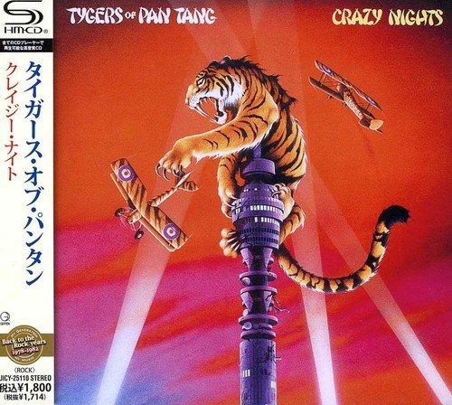 Tygers of Pan Tang: Crazy Nights [Shm-CD] (Audio CD)