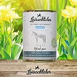 Loisachtaler Naturkost Pferd pur 400g Hundefutter Lebensmittelqaulität (6 x 400g)