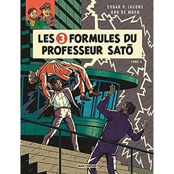 Blake & Mortimer, tome 12 : Les 3 formules du professeur Sato, tome 2