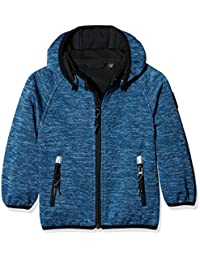 NAME IT Nitbeta Knit Softshell Jacket de Mz B Fo, Chaqueta para Niñas
