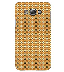 SAMSUNG GALAXY GRAND MAX SQUARE PATTERN Designer Back Cover Case By PRINTSWAG