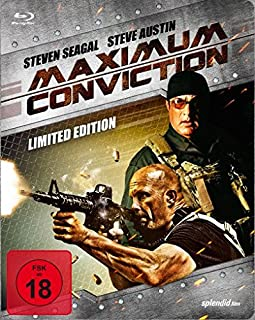 Maximum Conviction - Limited Black Edition [Blu-ray] [Limited Edition]