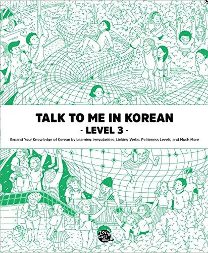 Talk To Me In Korean Level 3 (downloadable Audio Files Included) por Talktomeinkorean Talktomeinkorean